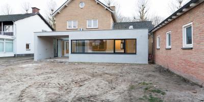 Verbouwing woonhuis